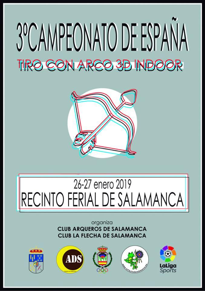 Cto de España 3D Indoor 2019